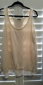Torrid layered blouse